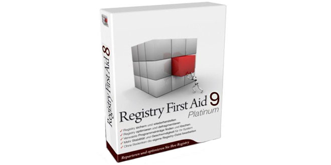 Registry First Aid 10.1.0.2297