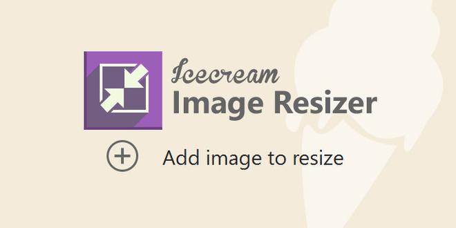 Icecream Image Resizer 1.41