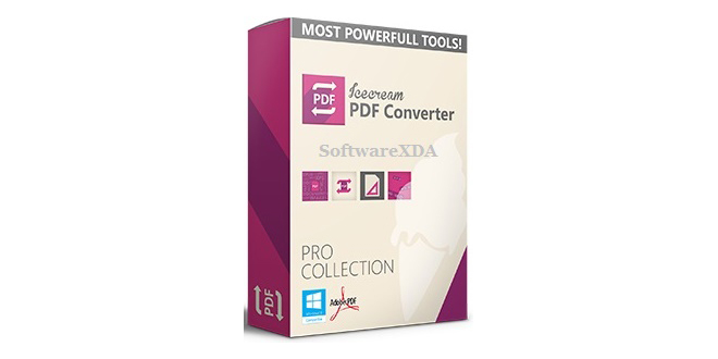 Icecream PDF Converter 2.48